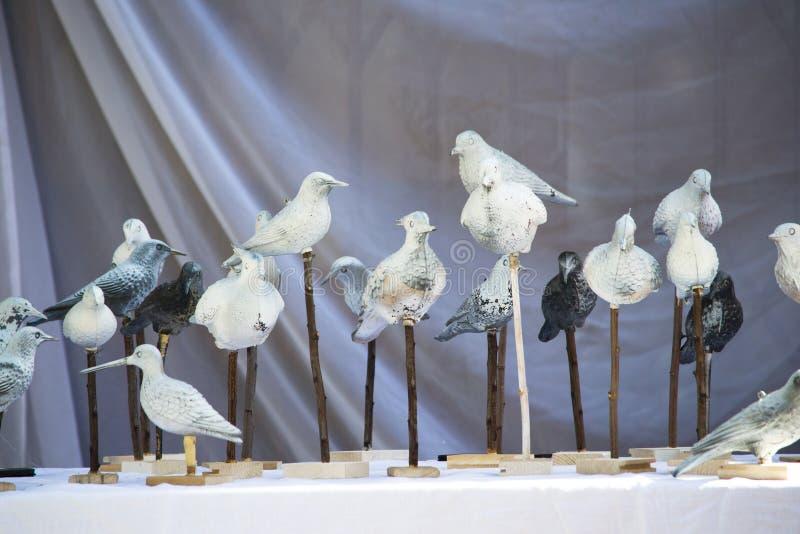 Valse vogels royalty-vrije stock foto