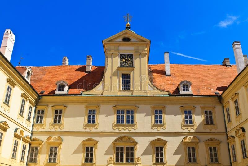 Valtice pałac obrazy royalty free