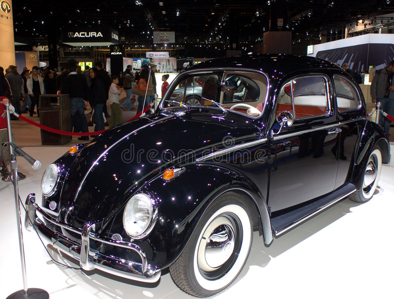 Valuable Volkswagen stock photography