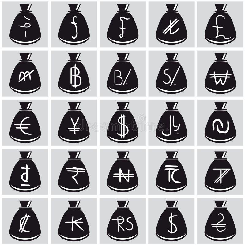 Valuta royalty illustrazione gratis