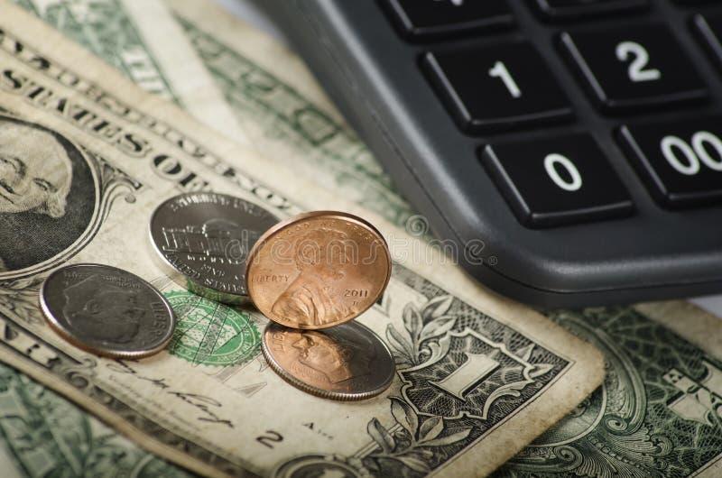 Valuta americana fotografie stock