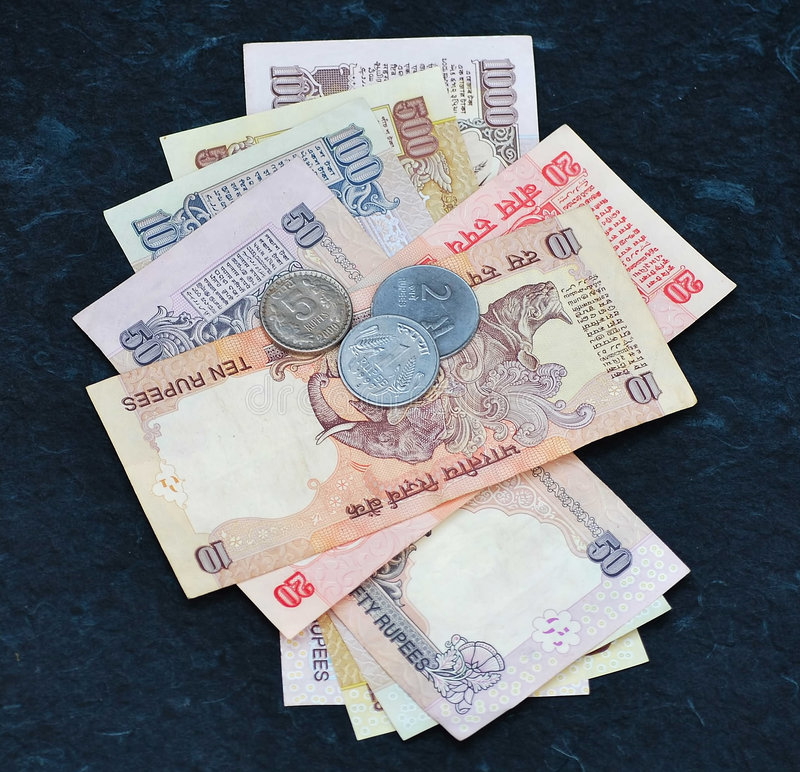 valutaindier arkivfoton