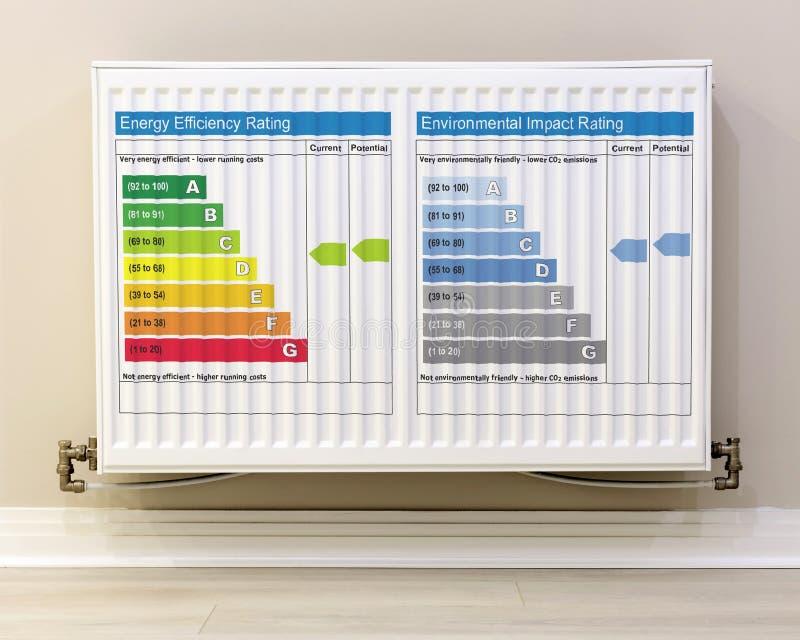 Valutazione di energia royalty illustrazione gratis