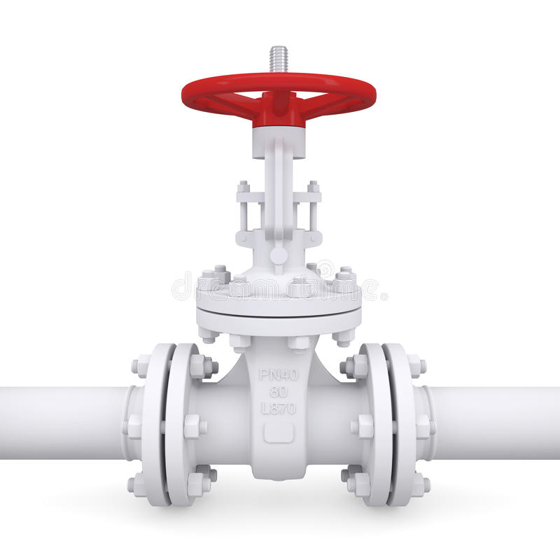 Download Valve On The Pipeline Royalty Free Stock Photo - Image: 28794255