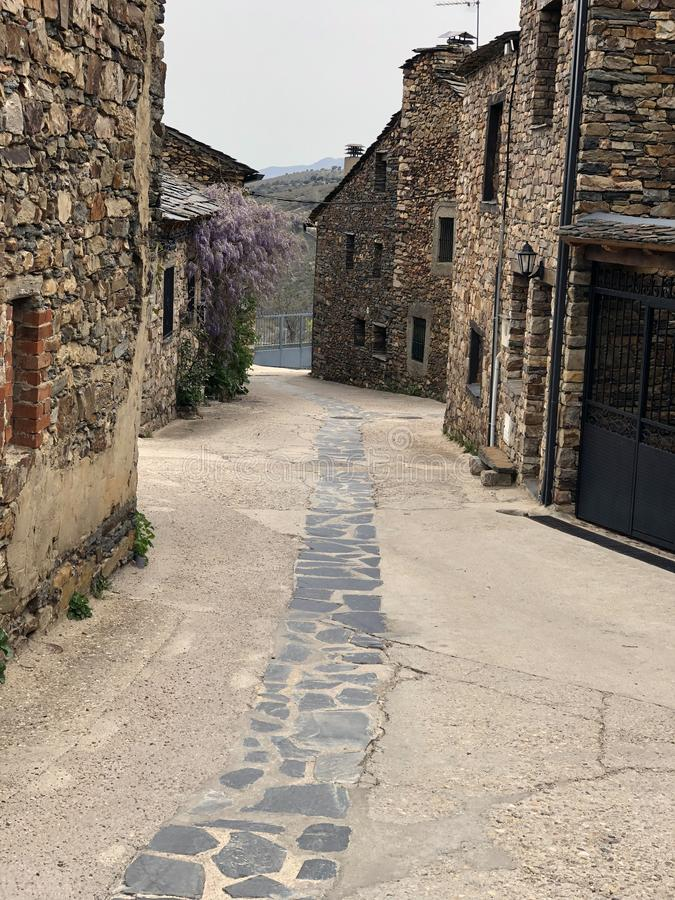 Valverde de Los Arroyos στοκ εικόνα