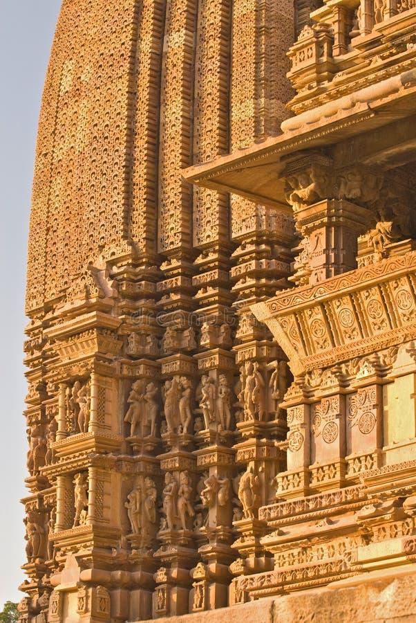 Vamana Temple.India fotografia de stock