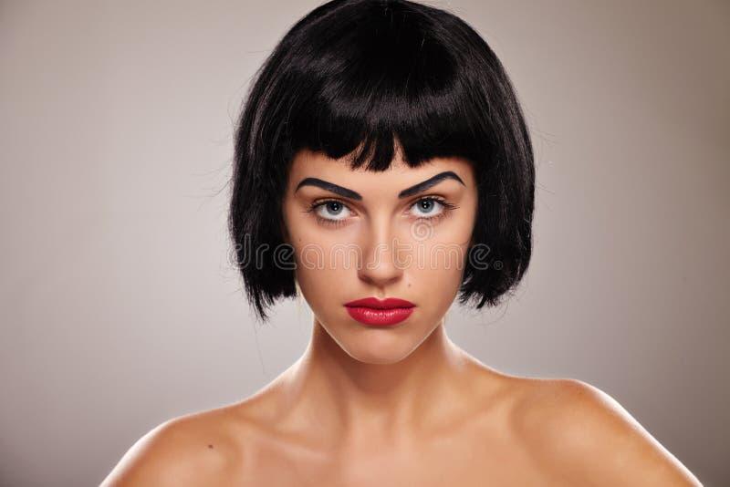 Download Vamp stock image. Image of caucasian, grey, care, charming - 15839901
