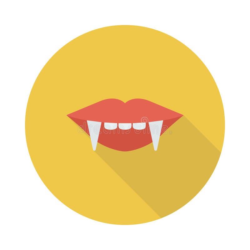 Vampier stock illustratie