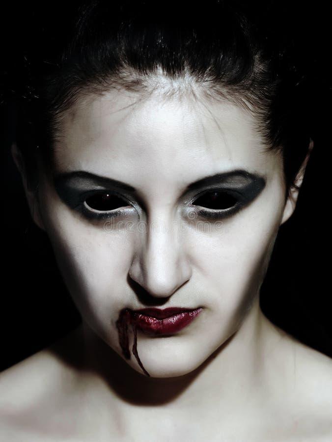 Vampier stock afbeelding