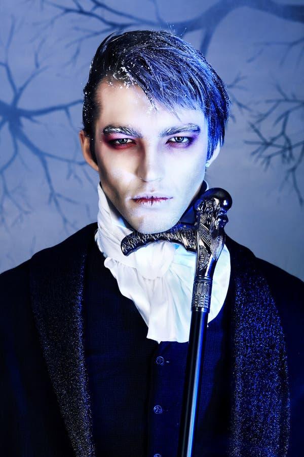 Vampir lizenzfreie stockbilder