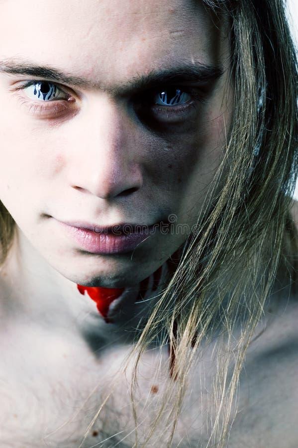 Vampir stockfoto