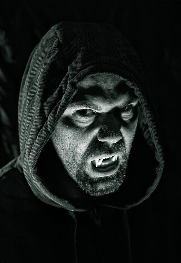 Vampire photographie stock libre de droits