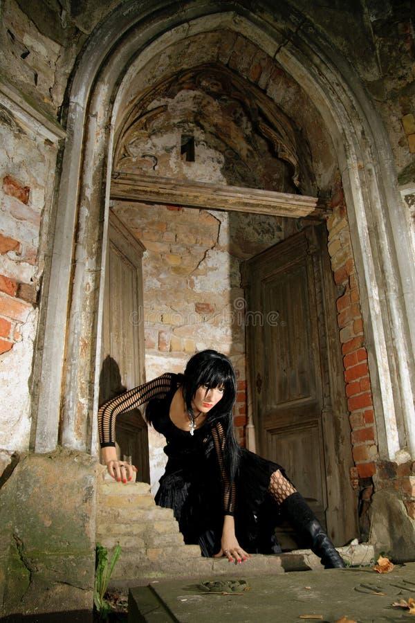 Vampire royalty free stock photos