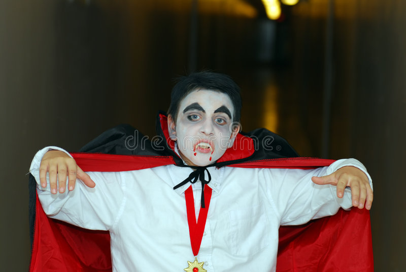 Vampire photographie stock