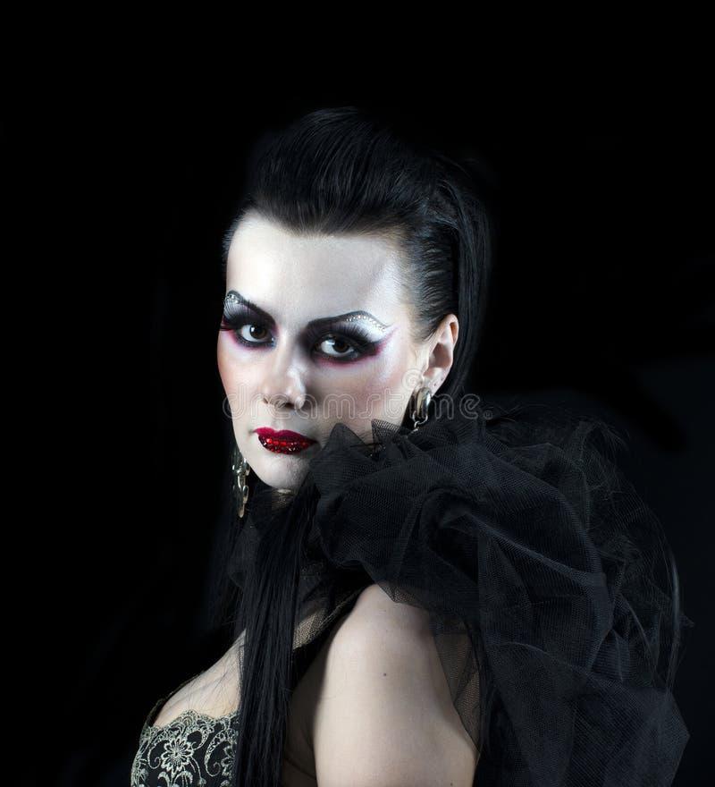 Download Vampire lady stock image. Image of nightmare, costume - 21759927