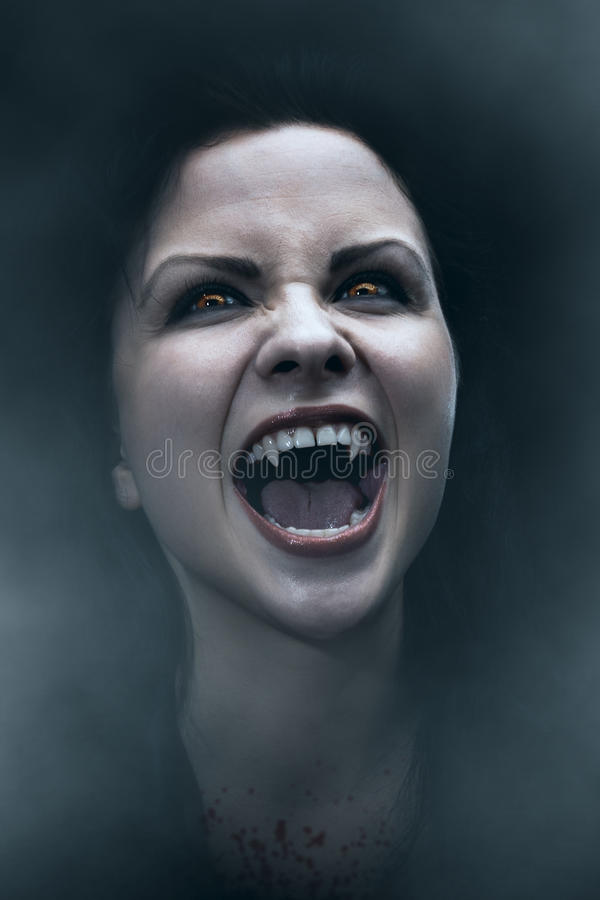 Vampire stock photos