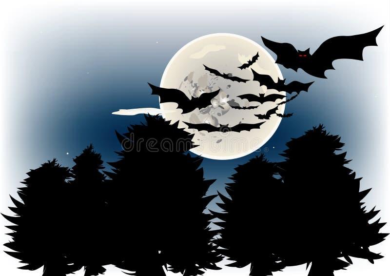 Vampires illustration stock