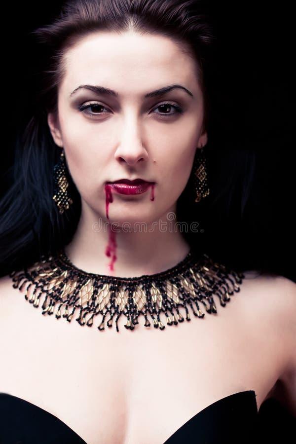 Vampiro foto de stock