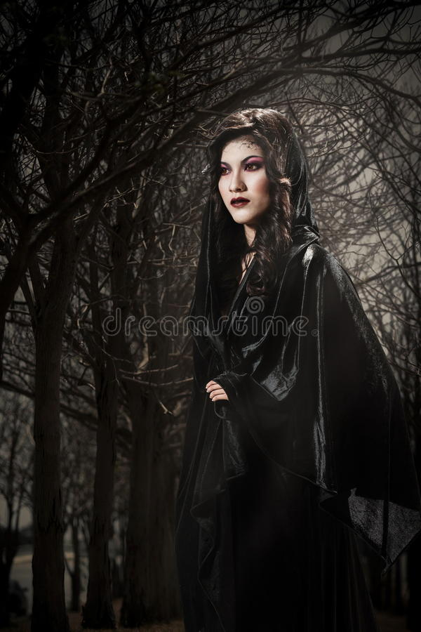 Vampiro fotografía de archivo libre de regalías