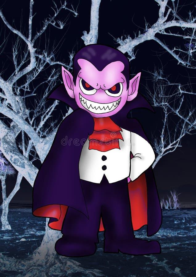 Vampiro de Scarry fotos de archivo