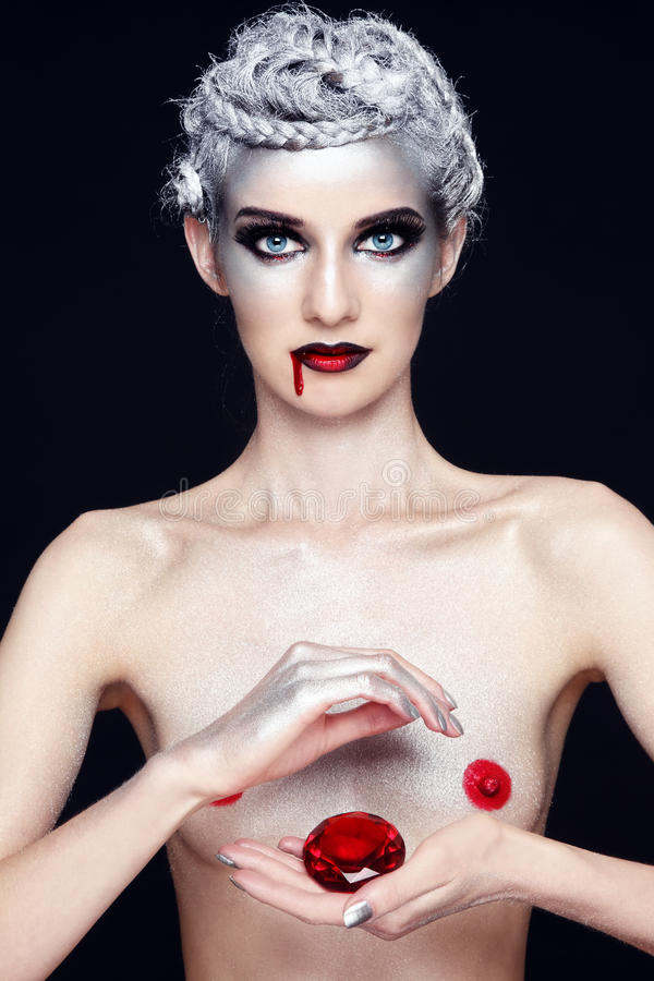 vampyr arkivbilder