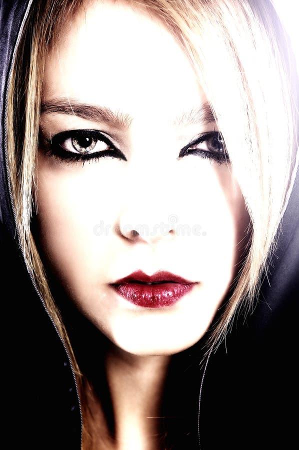 Vampyr royaltyfria bilder