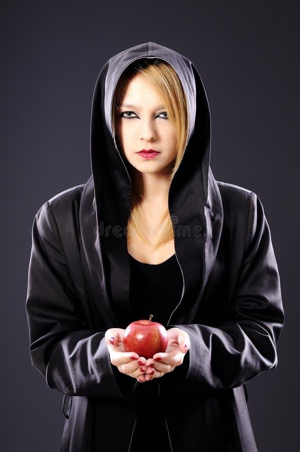 Vampyr royaltyfri foto