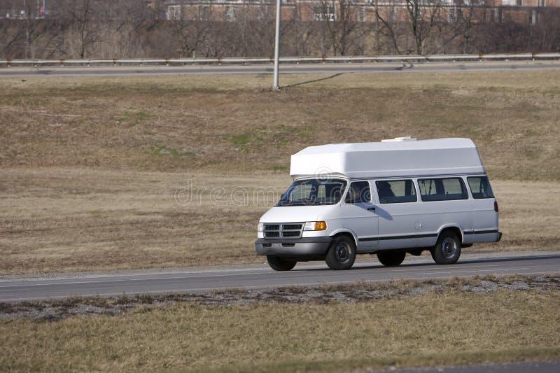 Download Van stock photo. Image of white, semi, passenger, people - 527628