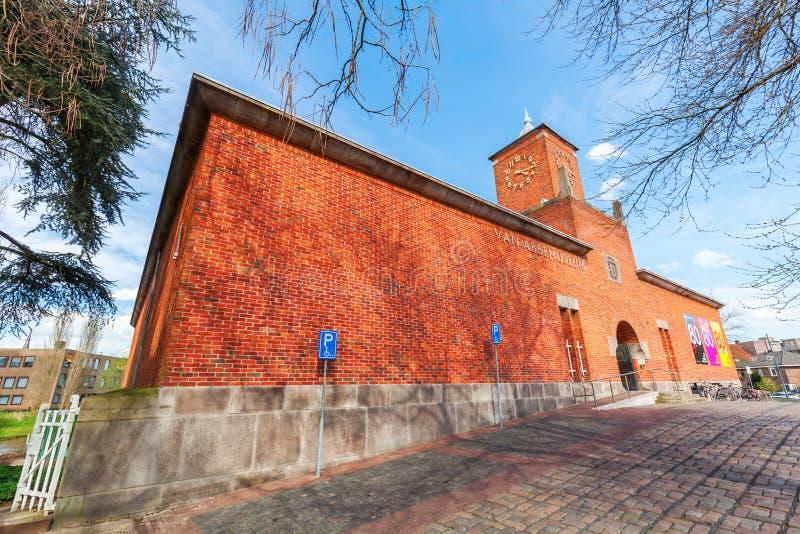 Van Abbemuseum à Eindhoven, Pays-Bas image libre de droits