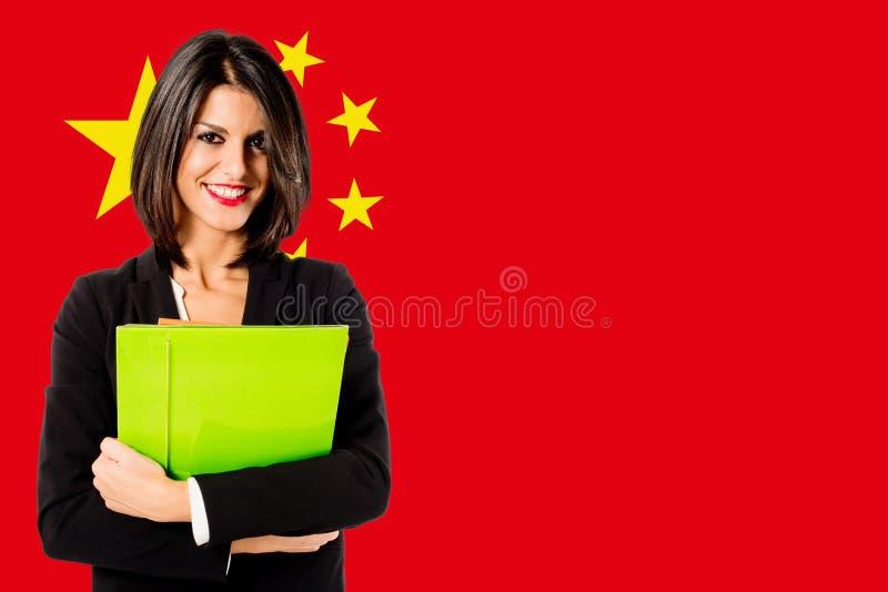 Van bedrijfs China ontwikkeling stock afbeeldingen