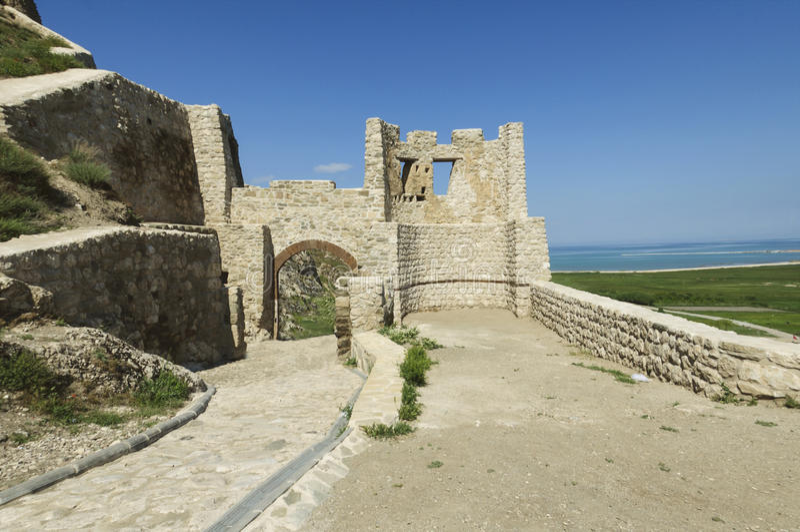 Van Castle stockbild