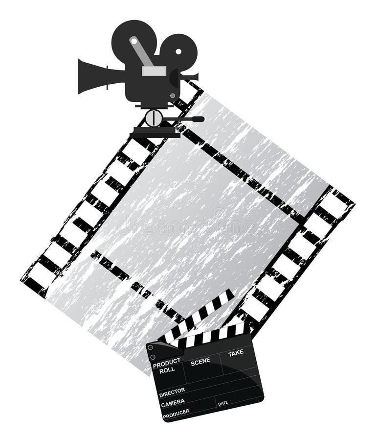 Bioskoop stock illustratie