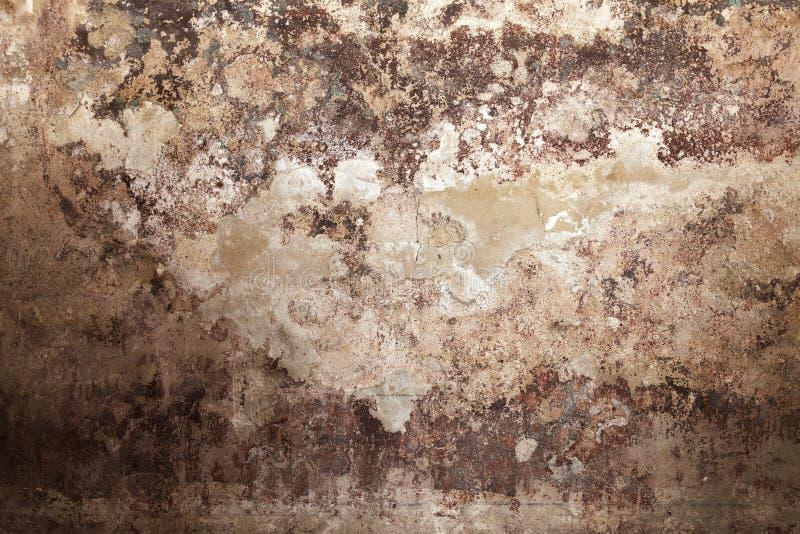 Van de Achtergrond muur van Grunge Textuur stock foto