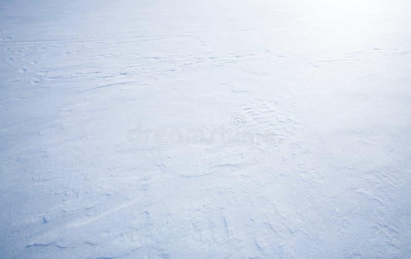 Van de achtergrond sneeuw Textuur stock fotografie