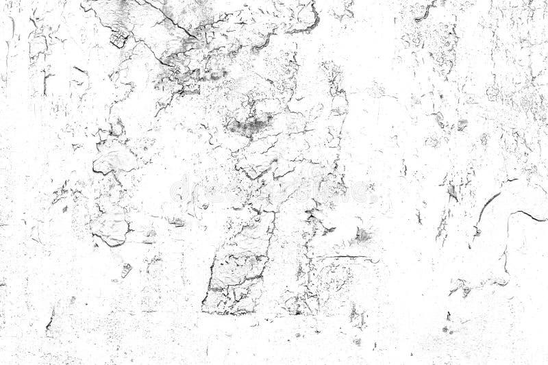 Van de barstenvlekken van de Grungeachtergrond doorstaan textuur de krassenstof stock afbeelding