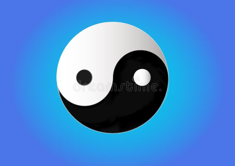 Tai Chi stock illustratie