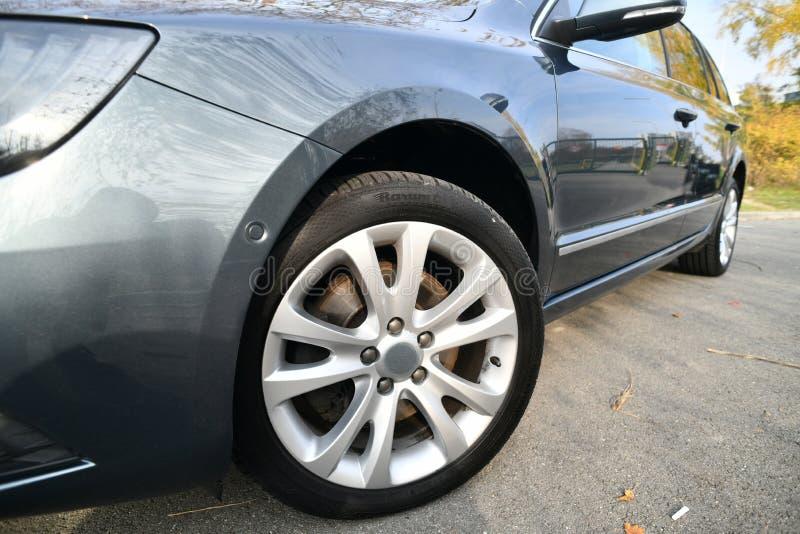 Van de het Dashboardauto van de auto binnenlandse, Nieuwe Auto het toesteldraaier stock foto's