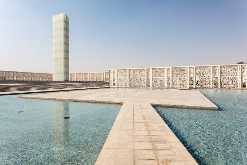 Van de het Onderwijsstad van Qatar de Graduatiearena royalty-vrije stock fotografie
