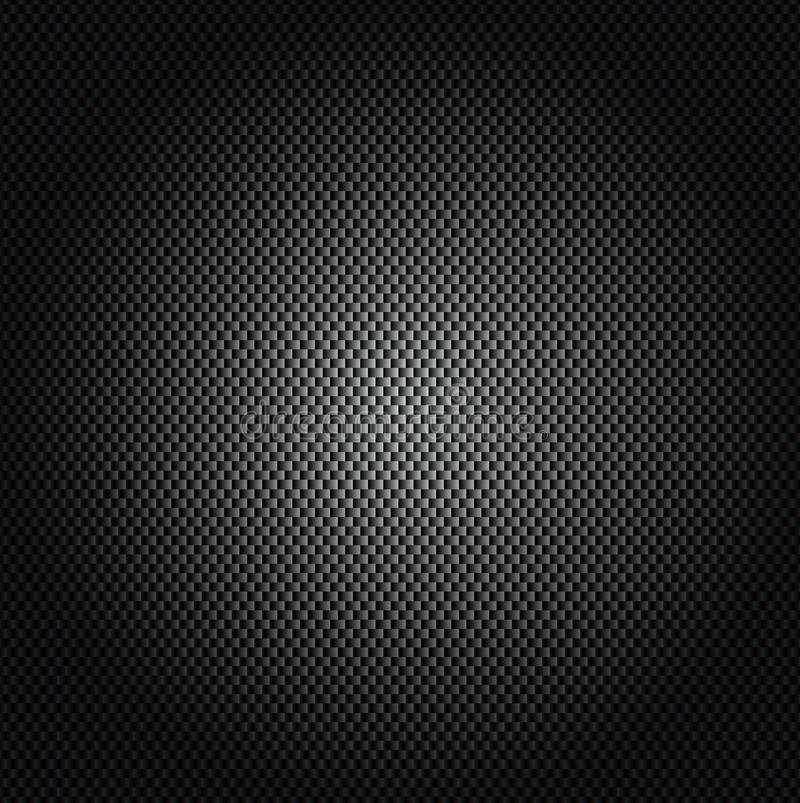 Van de koolstofvezel vectorbeeld Als achtergrond vector illustratie