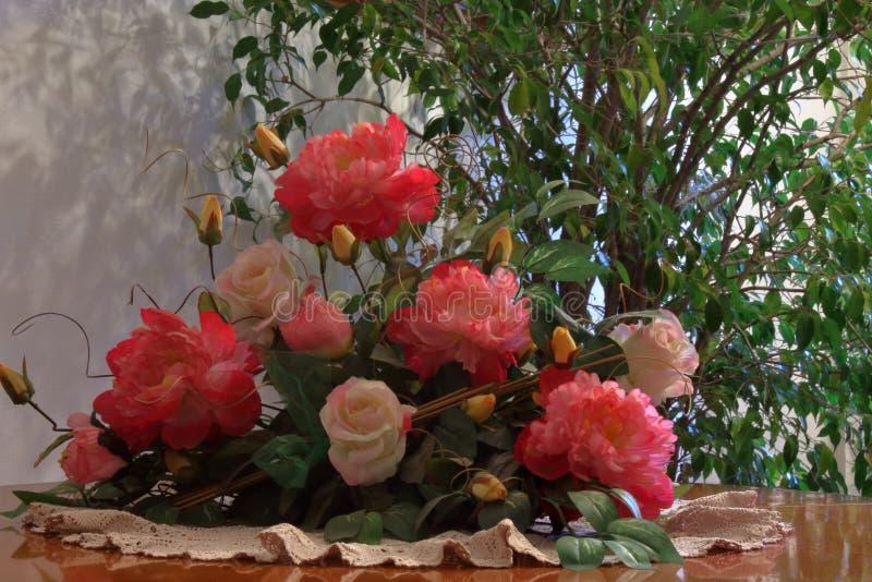Van de mooie kleurrijke moeder` s bloemen royalty-vrije stock afbeeldingen