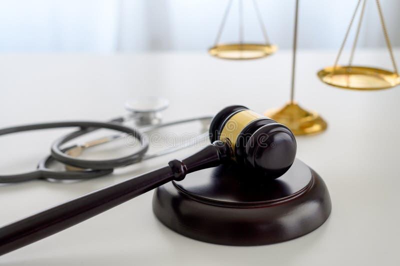 van de de Rechterswet van het wetsconcept van de de Bedrijfs apotheeknaleving medische de Gezondheidszorg regels stock fotografie