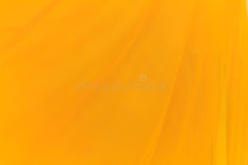 Van de de Saffraanrobe van de verordende Boeddhistische Monnik Traditionele van het de Textuurpatroon de Achtergrondachtergrond G stock foto's