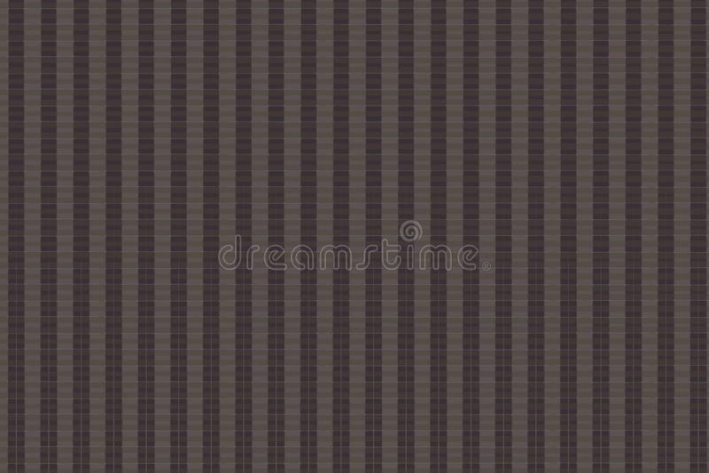 Van de de stoffentextuur van de kameelwol het patrooncollage in een schaakbordorde als abstracte achtergrond stock fotografie