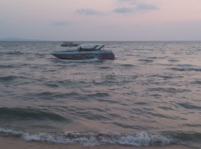 Van de de Vakantiereis van Vibe van het stiltestrand het Overzees van de Levensstijlenthailand stock foto