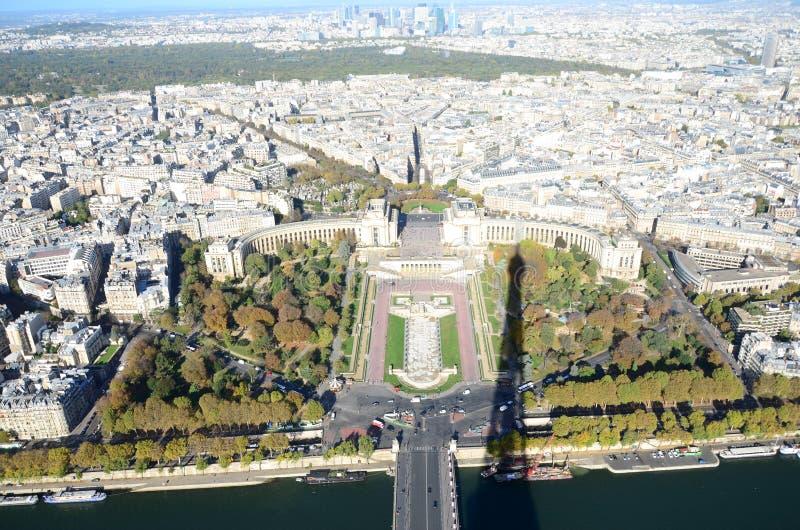 Van de de Zegenrivier van Parijs de Toren van de Meningseiffel royalty-vrije stock foto's