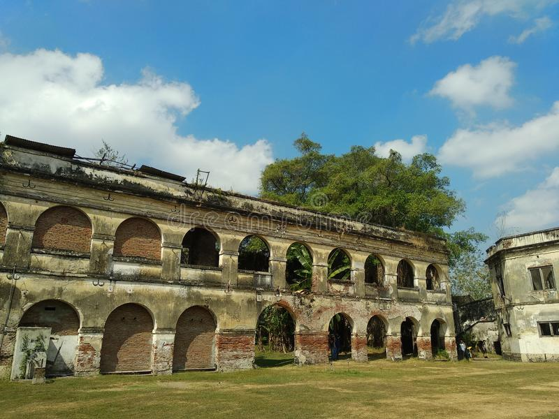 Van Den Bosch Castle. Ngawi, Indonesia. Van den Bosch Castle, better known as Pendem Castle is a fort located in Ngawi, Indonesia. After the independence of stock photography