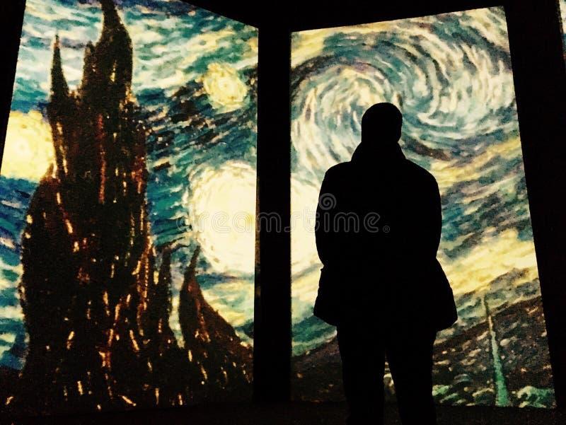 Van Gogh imagen de archivo