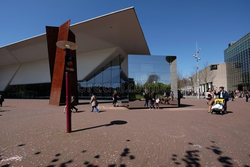 The Van Gogh Museum royalty free stock photos
