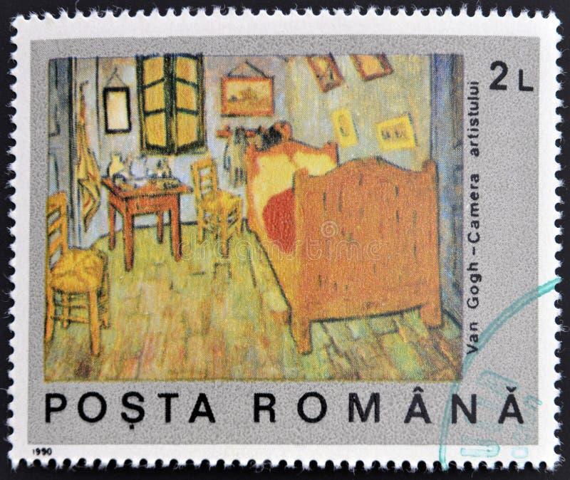 Van Gogh Schlafzimmer Stockfoto. Bild Von Genie, Porto - 26465444