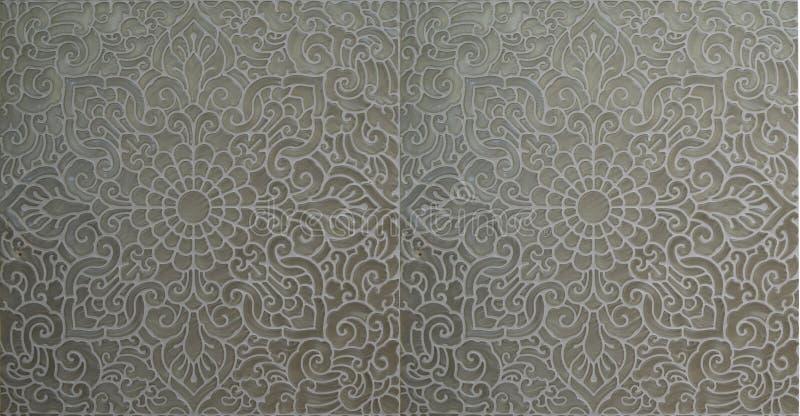 Van het achtergrond bohopatroon van mozaïektegels decoratie de van /wall stock foto's